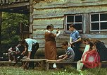 Image of carpentry class Harlan Kentucky USA, 1942, second 6 stock footage video 65675023742