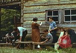 Image of carpentry class Harlan Kentucky USA, 1942, second 7 stock footage video 65675023742