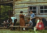 Image of carpentry class Harlan Kentucky USA, 1942, second 8 stock footage video 65675023742