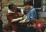 Image of carpentry class Harlan Kentucky USA, 1942, second 10 stock footage video 65675023742