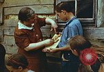 Image of carpentry class Harlan Kentucky USA, 1942, second 11 stock footage video 65675023742