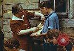 Image of carpentry class Harlan Kentucky USA, 1942, second 12 stock footage video 65675023742