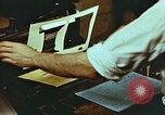 Image of Printing Harlan Kentucky USA, 1942, second 2 stock footage video 65675023744