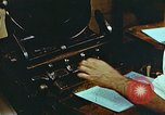 Image of Printing Harlan Kentucky USA, 1942, second 4 stock footage video 65675023744
