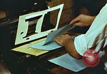Image of Printing Harlan Kentucky USA, 1942, second 5 stock footage video 65675023744