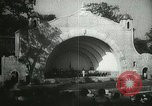 Image of Work Progress Administration music programs Toledo Ohio USA, 1937, second 1 stock footage video 65675023748