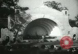 Image of Work Progress Administration music programs Toledo Ohio USA, 1937, second 2 stock footage video 65675023748