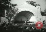 Image of Work Progress Administration music programs Toledo Ohio USA, 1937, second 3 stock footage video 65675023748
