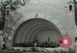 Image of Work Progress Administration music programs Toledo Ohio USA, 1937, second 4 stock footage video 65675023748