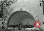 Image of Work Progress Administration music programs Toledo Ohio USA, 1937, second 7 stock footage video 65675023748