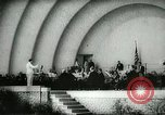 Image of Work Progress Administration music programs Toledo Ohio USA, 1937, second 11 stock footage video 65675023748