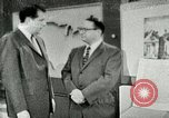 Image of discussion on US census United States USA, 1960, second 1 stock footage video 65675023755