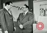 Image of discussion on US census United States USA, 1960, second 2 stock footage video 65675023755