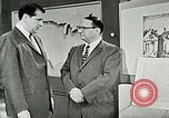Image of discussion on US census United States USA, 1960, second 3 stock footage video 65675023755