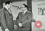 Image of discussion on US census United States USA, 1960, second 4 stock footage video 65675023755