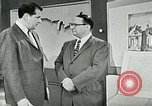 Image of discussion on US census United States USA, 1960, second 7 stock footage video 65675023755