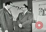 Image of discussion on US census United States USA, 1960, second 9 stock footage video 65675023755
