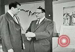 Image of discussion on US census United States USA, 1960, second 10 stock footage video 65675023755