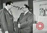 Image of discussion on US census United States USA, 1960, second 11 stock footage video 65675023755