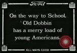 Image of School at Old Dobbin Columbia Maryland USA, 1916, second 1 stock footage video 65675023761