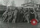 Image of Army athletic activity United States USA, 1916, second 2 stock footage video 65675023763