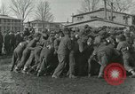 Image of Army athletic activity United States USA, 1916, second 5 stock footage video 65675023763