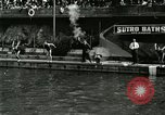 Image of Swimming race San Francisco California USA, 1916, second 2 stock footage video 65675023768