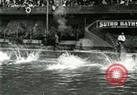 Image of Swimming race San Francisco California USA, 1916, second 3 stock footage video 65675023768