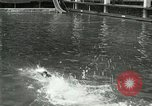 Image of Swimming race San Francisco California USA, 1916, second 8 stock footage video 65675023768