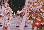 Image of Bears, horses, clowns, and trapeze artists perform in circus Nashville Tennessee USA, 1977, second 7 stock footage video 65675023778