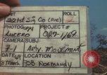 Image of US Fire Support Base Normandy Vietnam, 1969, second 4 stock footage video 65675023782
