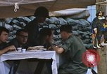 Image of Thanksgiving Dinner Vietnam, 1969, second 8 stock footage video 65675023791