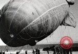 Image of Blimp shot down over Chicago Chicago Illinois USA, 1930, second 10 stock footage video 65675023819