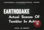 Image of Earthquake Maria Madre Island Mexico, 1949, second 2 stock footage video 65675023834