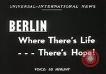 Image of Fliers of Operation Vittles Berlin Germany, 1949, second 5 stock footage video 65675023835