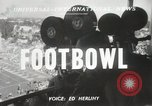 Image of Football match Miami Florida USA, 1949, second 2 stock footage video 65675023836
