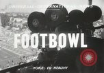 Image of Football match Miami Florida USA, 1949, second 3 stock footage video 65675023836
