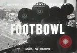 Image of Football match Miami Florida USA, 1949, second 4 stock footage video 65675023836