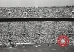 Image of Football match Miami Florida USA, 1949, second 9 stock footage video 65675023836
