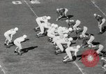 Image of Football match Miami Florida USA, 1949, second 10 stock footage video 65675023836