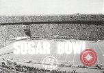 Image of Football match New Orleans Louisiana USA, 1949, second 1 stock footage video 65675023837