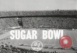 Image of Football match New Orleans Louisiana USA, 1949, second 2 stock footage video 65675023837