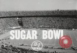 Image of Football match New Orleans Louisiana USA, 1949, second 3 stock footage video 65675023837