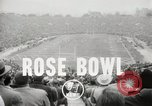 Image of Football match Pasadena California USA, 1949, second 3 stock footage video 65675023838