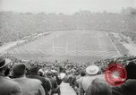 Image of Football match Pasadena California USA, 1949, second 4 stock footage video 65675023838