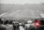 Image of Football match Pasadena California USA, 1949, second 5 stock footage video 65675023838