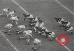 Image of Football match Pasadena California USA, 1949, second 8 stock footage video 65675023838