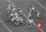 Image of Football match Pasadena California USA, 1949, second 9 stock footage video 65675023838