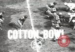 Image of Football match Dallas Texas USA, 1949, second 1 stock footage video 65675023839