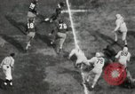 Image of Football match Dallas Texas USA, 1949, second 4 stock footage video 65675023839